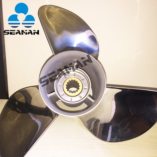 Yamaha 50-130HP Stainless Steel Outboard Propeller